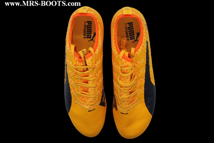 312f3c9c869b Janik Haberer's Puma match worn boots. This special made to measure boots  were worn during the UEFA European Under-21 2017 Championship. Both boots
