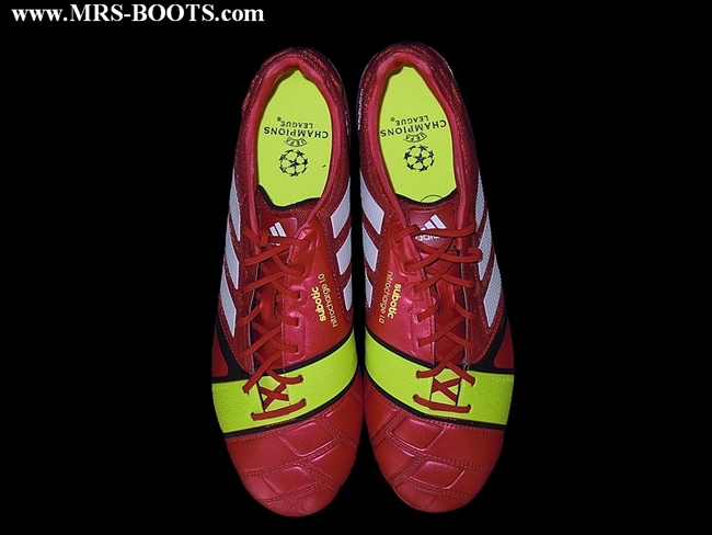 NEVEN SUBOTIC ADIDAS MATCH WORN BOOTS